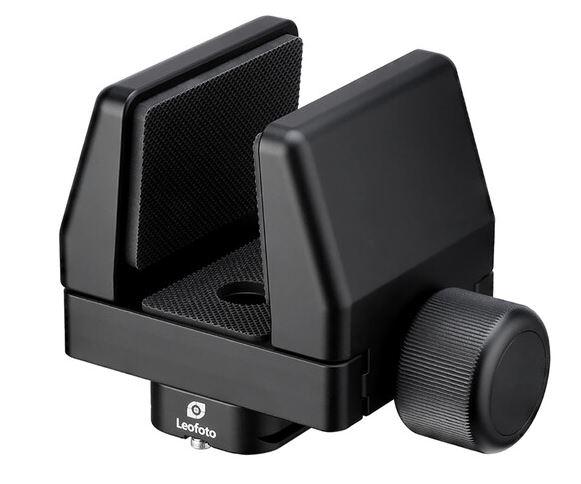 LEOFOTO GS-2 Rifle Clamp Support Mount w 60mm QR Clamp ArcaRRS Compatible
