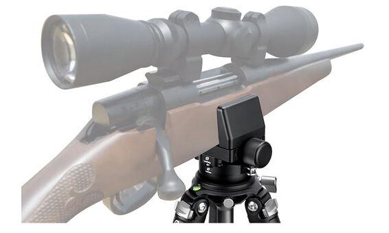 LEOFOTO GS-2 Rifle Clamp Support Mount w 60mm QR Clamp ArcaRRS Compatible_Rifle