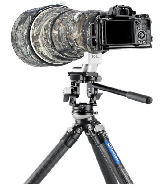 Leofoto VH-30_Camera_Tripod