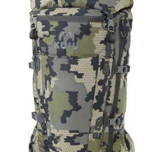 KUIU PRO LT 5500 Backpack & Pro Suspension Feature Verde
