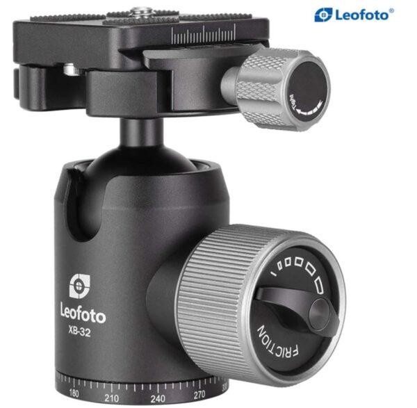 Leofoto_XB-32_Ballhead