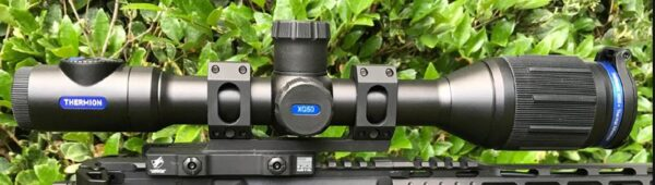 Pulsar Thermion XQ50 Rifle Mounted