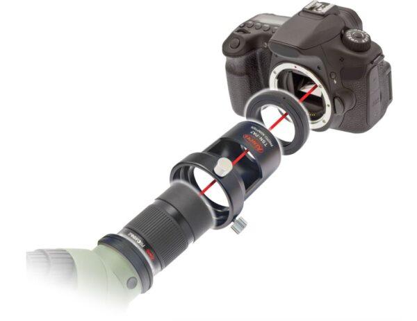Kowa TSN-PA7A DSLR Digiscoping Adapter for TSN 880-770 Spotting Scopes Mounting