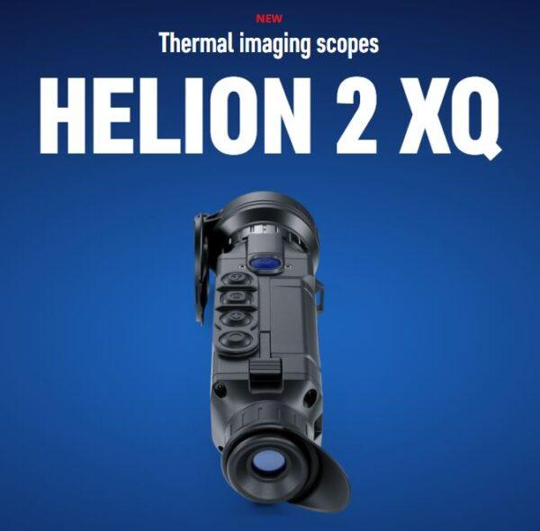 PULSAR HELION 2 XQ50F Top View