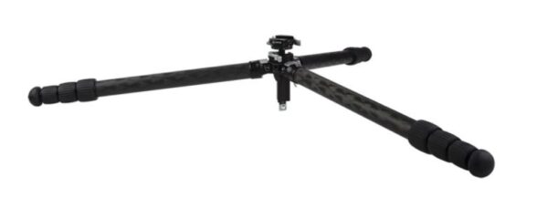 Really Right Stuff Ascend-14 Travel Carbon Fiber Tripod with Integrated Ball Head flat