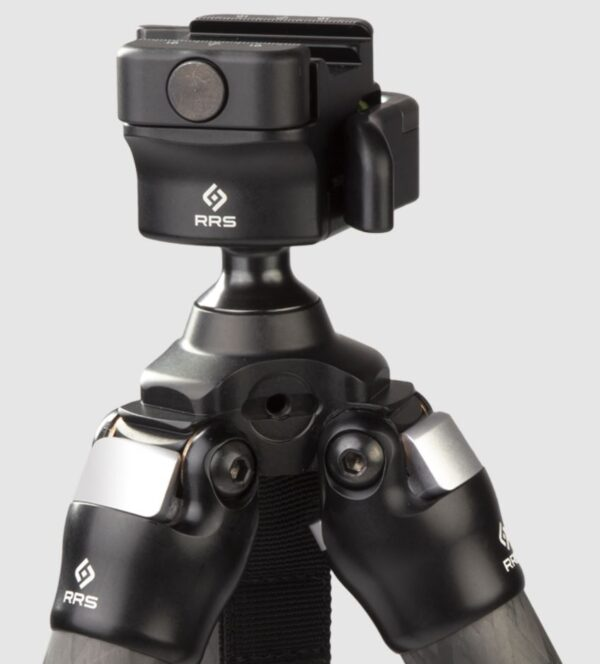 RRS ANVIL-30 BALL HEAD (no adapter) Mounted