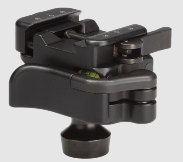 RRS ANVIL-30 BALL HEAD (no adapter) side profile